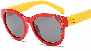 35bf602277 fhccy Gafas De Sol Infantiles Gafas De Sol Polarizadas Coloridas Gafas De  Sol De Silicona Con