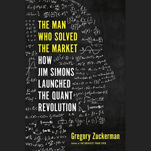 Couverture de The Man Who Solved the Market