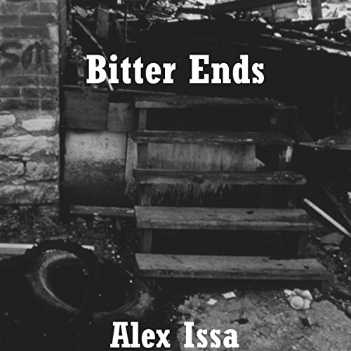 Bitter Ends audiobook cover art