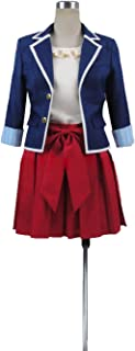 B-Project Kodou Ambitious Tsubasa Sumisora Dress Outfit Cosplay Costume S002