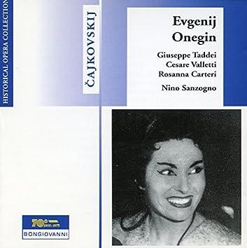 Tchaikovsky: Eugene Onegin, Op. 24, TH 5 (Sung in Italian)
