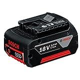 Bosch Professional GBA 18V 3.0 Ah - Batería de litio (1 batería x 3.0 Ah, 18V)