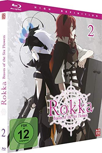 Rokka: Braves of the Six Flowers - Vol. 2 - [Blu-ray]
