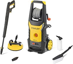 Sponsored Ad – Stanley SXPW22PE High Pressure Washer with Patio Cleaner Deluxe and Fixed Brush (2200 W, 150 bar, 440 l/h)