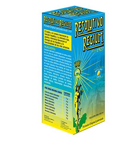 Resolutivo Regium 600ml T/dos