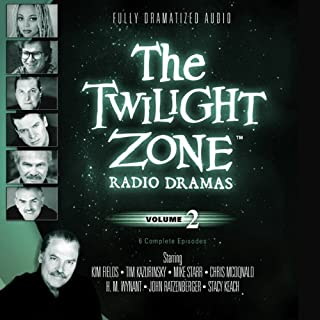 The Twilight Zone Radio Dramas, Volume 2 cover art