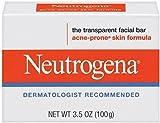 Neutrogena Acne Prone Skin Formula Facial Bar 3.50 oz (Pack of 10)
