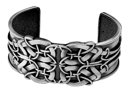 SUMMIT COLLECTION Celtic Knot Bracelet Collectible Jewelry Accessory Bangle Brace Jewel, Multi Color