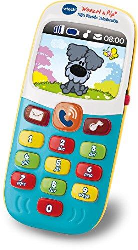 Vtech 80-138182 Telefonieren Woezel und Pip (In Holländisch), unisex-child
