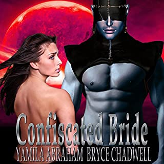 Confiscated Bride audiobook cover art