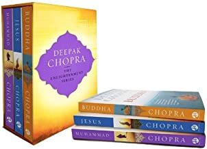[(The Enlightenment Series : Buddha/Muhammad/Jesus)] [By (author) Deepak Chopra] published on (December, 2011)