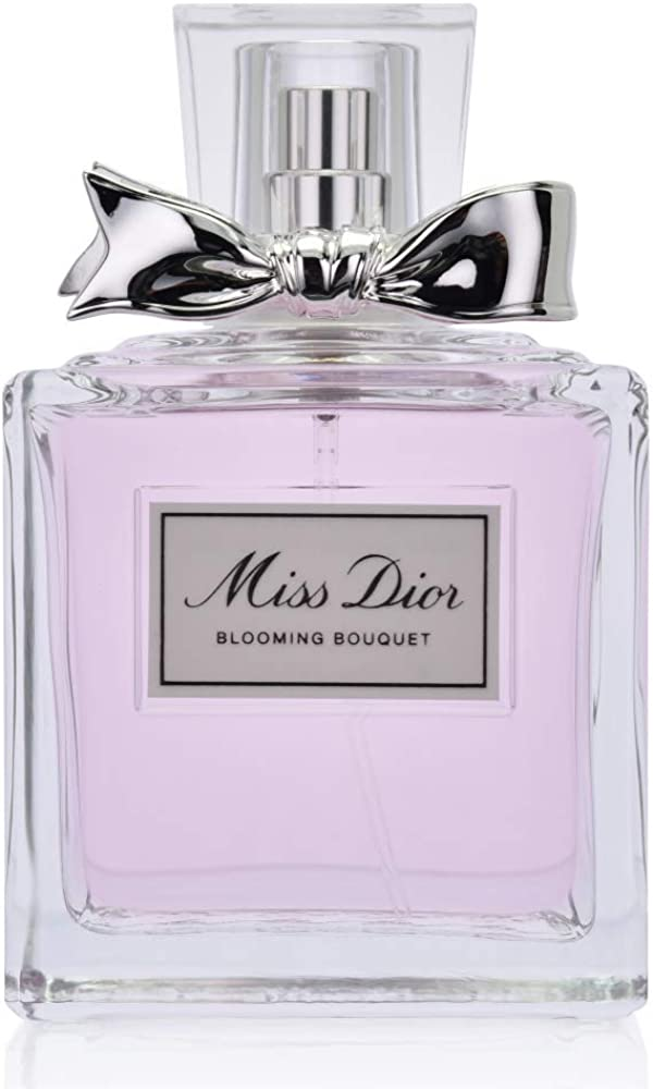 Dior miss dior blooming bouquet , eau de toilette ,profumo per donna ,  spray , 100 ml 3348901199308