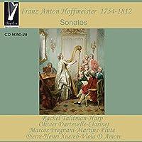 Hoffmeister: Harp Sonatas by F. A. HOFFMEISTER (2012-03-20)