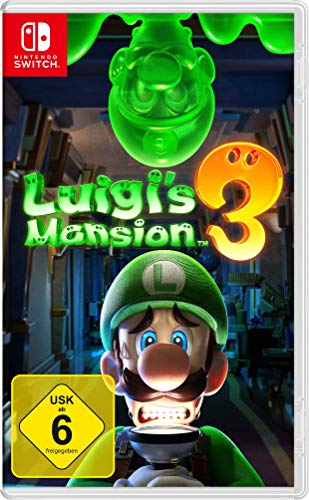 Nintendo Luigi\'s Mansion 3 - [Nintendo Switch]