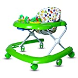 GoodLuck Baybee Galaxy Round Baby Walker for Kids with 3 Position Height Adjustable