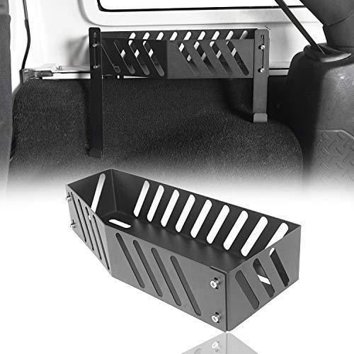 u-Box Jeep Wrangler JK 07-18 Offroad Trunk Wheel Well Storage Bin-Right Side