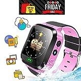 Ellbeka Smartwatch para Niños, Llamada de Emergencia...