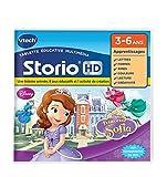 Vtech - 272005 - Jeu Pour Tablette - Hd Storio - Princesse Sofia