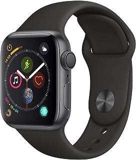 Apple Watch Series 4 Reloj Inteligente Gris OLED GPS (satélite) - Relojes Inteligentes (OLED, Pantalla táctil, GPS (satéli...