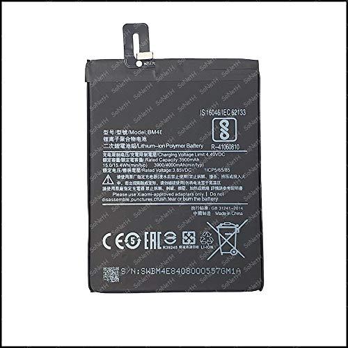 Soneth Bateria para XIAOMI POCOFONE POCOPHONE F1 M1805E10A BM4E 3.85V 4000mAh