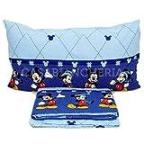 G & C Enterprise - Juego de sábanas de Franela para Cama Individual, diseño de...