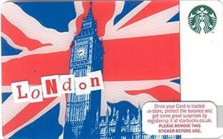 スターバックス スタバ カード 2011 ロンドン ビッグベン イギリス版 英国版