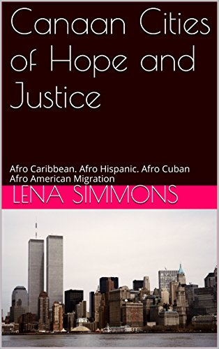 Canaan Cities of Hope and Justice: Afro Caribbean. Afro