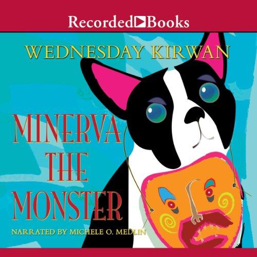 Page de couverture de Minerva the Monster