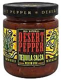 DESERT PEPPER SALSA TEQUILA, 16 OZ - Pack of 6