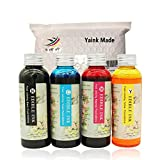 Best Edible Ink Printers - YainkMade 4 Colors Baking Ink Refill kit Compatible Review