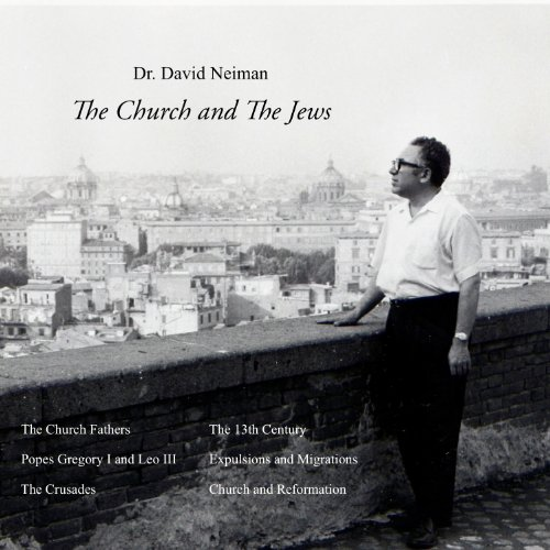 The Church and the Jews audiobook cover art
