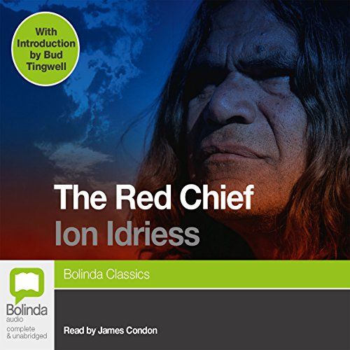 The Red Chief audiobook cover art