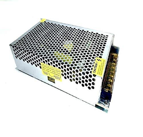 ALIMENTATORE STABILIZZATO 12V 20 AMPERE SWITCH TRASFORMATORE TOP QUALITY ottimo per illuminazione led e videosorveglianza B1 [Classe di efficienza energetica A]