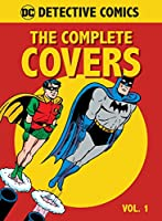 DC Comics: Detective Comics: The Complete Covers Vol. 1 (Mini Book) (1)