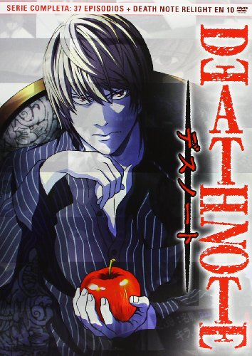 Death Note (10) [DVD]