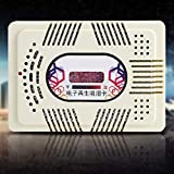 Bicaquu Reusable Electric Rechargeable Dehumidifier, Electric Dehumidifier, Mini Office for Bedroom Kitchen Home