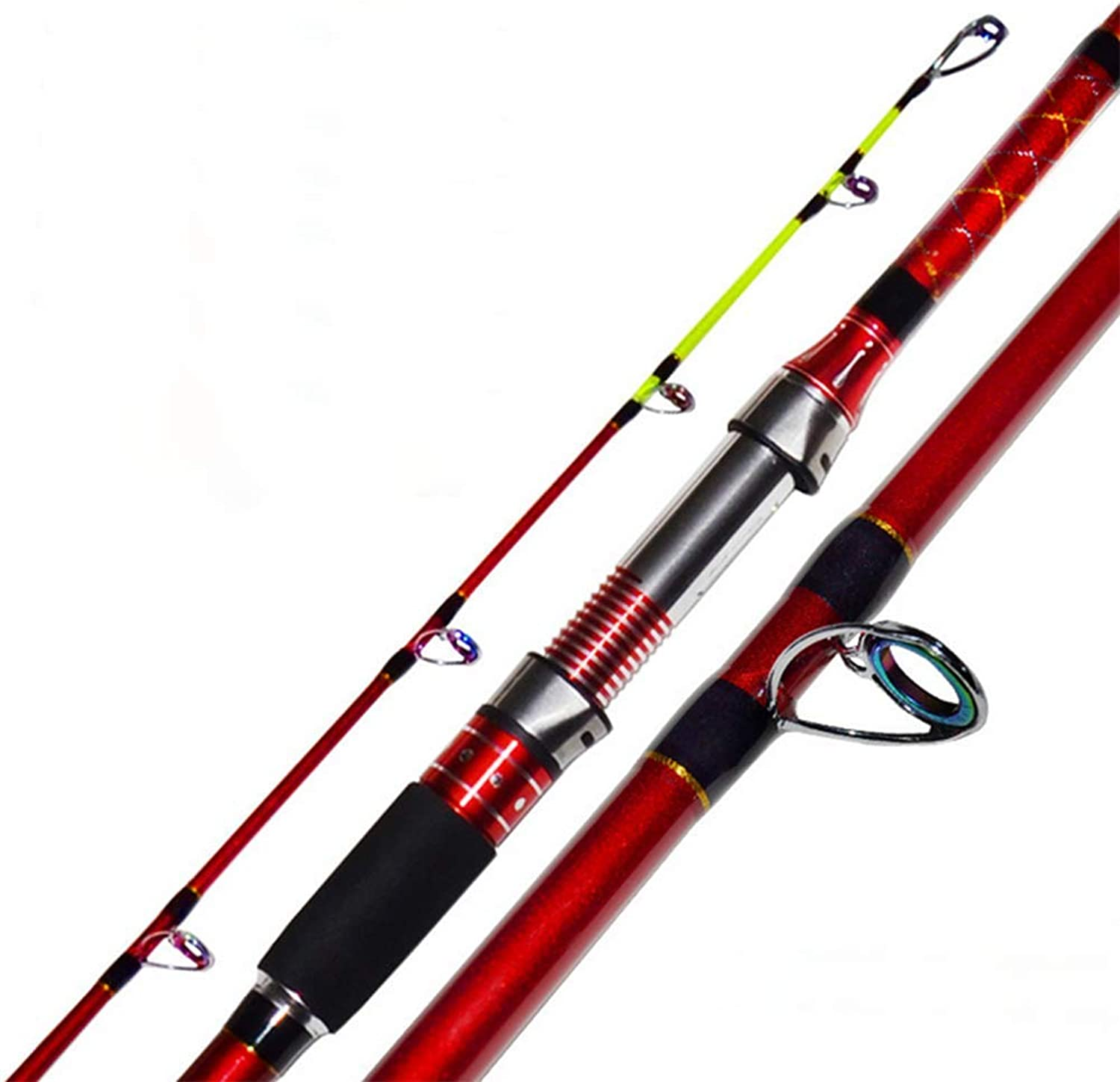 Outdoor Sea Fishing Rod, Shrinking and Long-Distance Fishing Rod