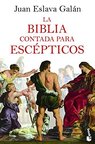 Book's Cover of La Biblia contada para escépticos (Historia) Versión Kindle