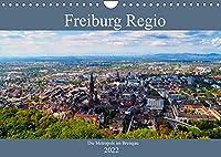 Freiburg Regio (Wandkalender 2022 DIN A4 quer): Freiburg, seine wunderschoene Umgebung und die vielen Sonnenstunden zieht Menschen in seinen Bann (Monatskalender, 14 Seiten )