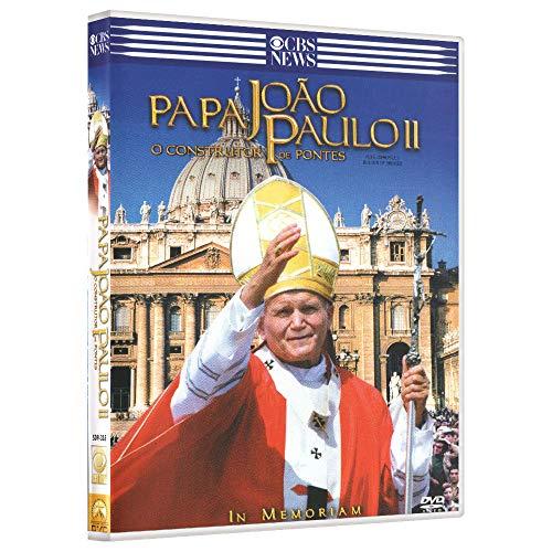 DVD - Papa João Paulo II - O Construtor de Pontes