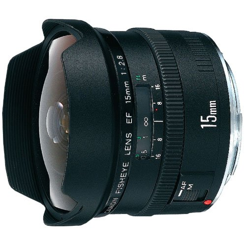 Canon 15mm F 2.8 Fisheye