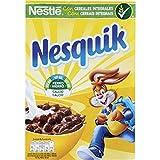 Nestle Nesquik - Whole Grain Breakfast Cereals - 4 x 13.22oz / 375gr (pack of 4)