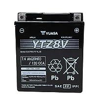 YUASA YTZ8V(充電済)HONDA PCX/YAMAHA YZF適合 GTZ8VV互換 バッテリー YUASA 充電済み オートバイ バイク BIKE バッテリー バイクバッテリー ユアサ ユアサバッテリー