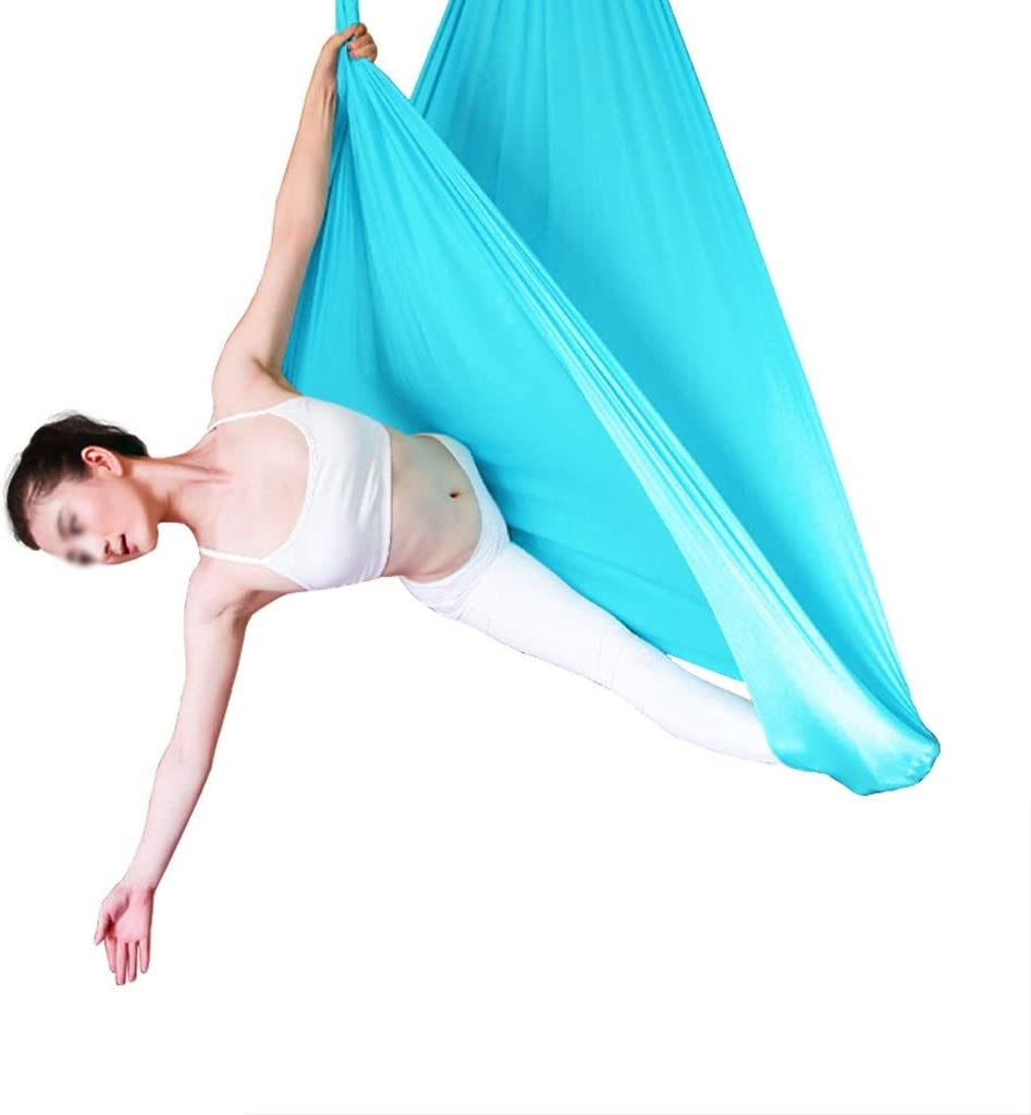 ZCXBHD trend rank 5m Aerial discount Yoga Hammock Trapeze Nylon Set Sling Swing