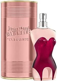 Jean Paul Gaultier Classique By Jean Paul Gaultier For Women. Eau De Parfum Spray 3.3 Oz.