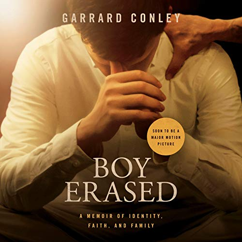 Page de couverture de Boy Erased