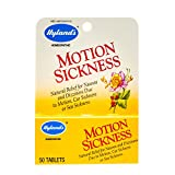 Best Medicine For Motion Sickness - Motion Sickness, Nausea Relief Tablets, All Natural Treatment Review