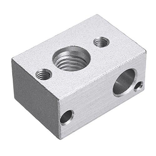 MASUNN Mk10 Aluminium Pt100 Verwarming Blok Voor 3D Printer