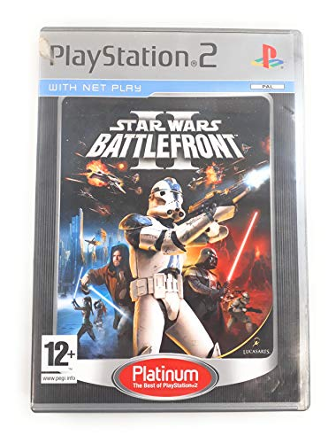 Star Wars Battlefront II (PS2) [import anglais]