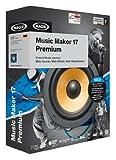 Magix Music Maker 17 Premium - Software de edición de audio/música (4000 MB, 512 MB, 1 GHz, DEU)